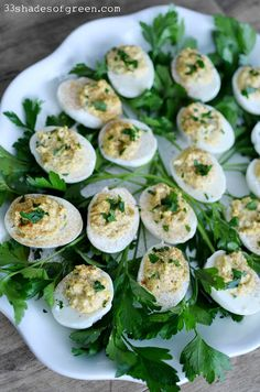 Simple & Delicious Deviled Eggs