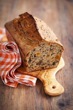 Hearty, versatile, delicious Baked Irish Soda Bread. #stpatricksday #holidays