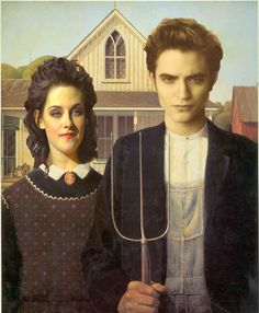 Twilightlove Thus American Gothic Version