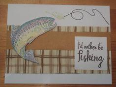 Fishing Card