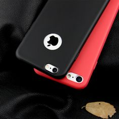 New Arrival Case For iPhone 7 7 Plus Candy Colors Soft TPU Silicon Phone Cases For iPhone 6 6s 5 5s SE case cover coque capinha