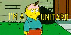 "When he crowned himself a Unitard. | 19 Times Ralph Wiggum Was The Funniest Part Of ""The Simpsons"""