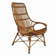Balagi Antique Brown Veranda Chair