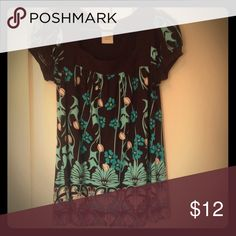 Speechless Floral Top Cute light weight top making this comfortable enough to wear with pants or jeans. Floral Tops, How To Make, How To Wear, Shop My, Blouses, Jeans, Womens Fashion, Cute, Things To Sell