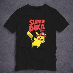 Team instinct trainer pokemon anime japan classic T-Shirt Black Basic Tee