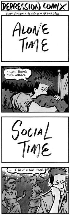 depression comix #38