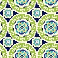 My Fabric Connection - Outdoor Print 31757 Ferris Wasabi Fabric, $14.95 (http://www.myfabricconnection.com/outdoor-print-31757-ferris-wasabi-fabric/)