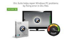 DLL Suite helps repair Window PC problems by fixing error in DLL files. http://www.dllsuite.net/