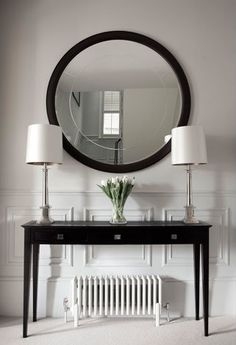 my furniture madison luxury mirrored dressing console table: bedroom furniture ideas create