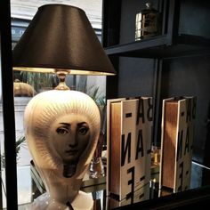 Damonte & Lacarrieu design store based in Saint Tropez   Fornasetti Visual…