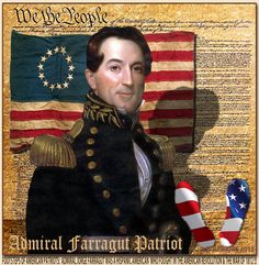 Jorge Farragut was an Hispanic United States Navy officer during the American Revolutionary War. He also fought with the Continental infantry in battles in the South.