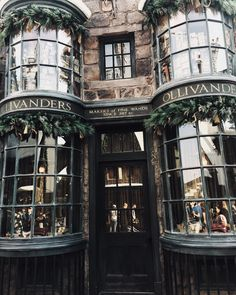 """""""The wand chooses the wizard Mr. Potter"""". Wizarding World of Harry Potter Hollywood."""