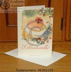 Minna Immonen engagement card / Minna Immosen kihlajaiskortti Engagement Cards, Illustration, Wedding, Mariage, Illustrations, Weddings, Marriage, Casamento
