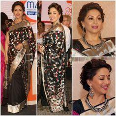 Celebrity Style,madhuri dixit,tanya ghavri,Ekaya,Ashdeen for Ekaya