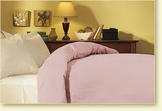 Pacific Coast® Luxury 300tc Duvet Cover, essential for taking care of your comforter