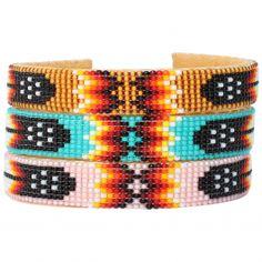 Bracelet Perles Harpo sur lestrouvaillesdelsa.fr