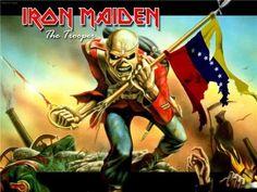Iron Maiden en Venezuela