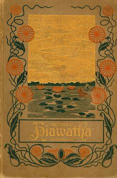 hiawatha s childhood illustration by maria louise kirk for the  longfellow song of hiawatha
