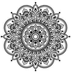 mandala patterns ile ilgili görsel sonucu