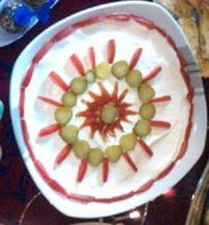 υπεροχη κοτοσαλατα Salads, Pie, Desserts, Food, Torte, Cake, Meal, Fruit Pie, Deserts