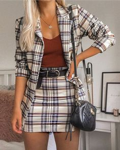 150 Fall Outfits to Shop Now Vol. 3 / 082 Teddy Coat cute winter outfit for everyday , jacket , shirt , blue jeans , pretty p… Cute Winter Outfits, Cute Casual Outfits, Girly Outfits, Office Outfits, Skirt Outfits, Fall Outfits, Summer Outfits, Boujee Outfits, Insta Outfits