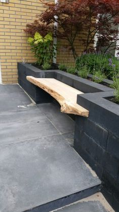 Landscaping front and backyard Landscaping front and back .- Aanleg voor- en achtertuin Aanleg voor- en achtertuin Landscaping front and backyard Landscaping front and backyard front of– Landscaping front and backyard Landscaping front and backyard - Back Gardens, Small Gardens, Indoor Garden, Outdoor Gardens, Diy Garden, Garden Planters, Garden Beds, Banco Exterior, Landscape Design Plans
