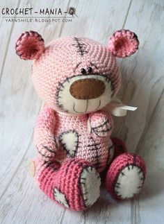 ♥️♥️♥️crochet is my life♥️♥️♥️ | VK ~ this is just too precious - luv it! - inspiration only