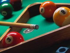 "Top 100 Pool and Billiards Tips, ""Secrets,"" and ""Gems"". The things all great players know and wish they had known when they were younger. Must use link because there was no pinnable picture. http://billiards.colostate.edu/pool_secrets_gems.html"