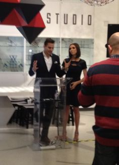 PingMD Launch Event at the Museum of Mathematics 5.8.13 with Guiliana and Bill Rancic #nyc