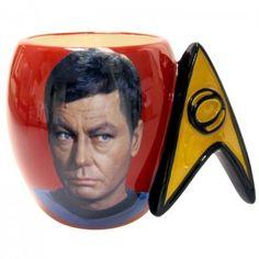Star Trek Dr. McCoy Mug