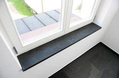 ▷ Fensterbank für den Innenbereich ▷ Materialien und Einbau ...