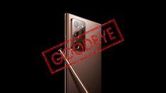 Samsung закрыла линейку смартфонов Galaxy Note