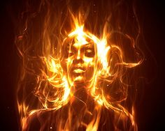 25 Stunning Digital Art works and Photo Manipulations by Monstro Studio Fantasy Kunst, Fantasy Art, Fantasy Images, Art Neville, Flame Art, Gifs, Fire Starters, African American Art, Pics Art