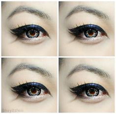 That perfect wing eyeliner inspired by CL!
