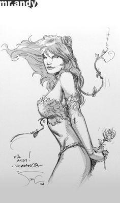 Poison Ivy by Romano Molenaar