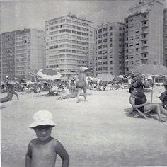 Praia de Copacabana-Década de 60✳