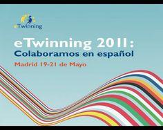 May 2011 - Encuentro eTwinning de profesores en castellano 'Colaboramos en español'. Asistió JAVIER CARROQUINO CAÑAS, del I.E.S. Siete Colinas.