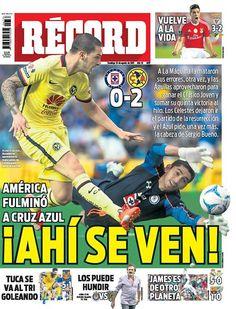 México - RÉCORD 30 de agosto del 2015