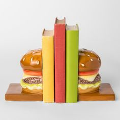 Looking for a unique and affordable housewarming or birthday gift? Why not give a set of bookends and a book to match! Industrial Bookends, Wooden Bookends, The Ultimate Gift, Room Essentials, Book Nooks, Eclectic Style, Home Decor Inspiration, House Warming, Make It Yourself