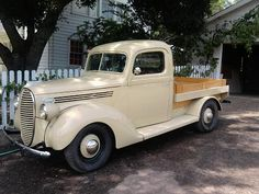 Early Ford Pickup