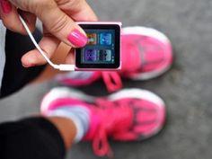 Sair para correr com a playlist perfeita. <3 #MomentoSempreBem
