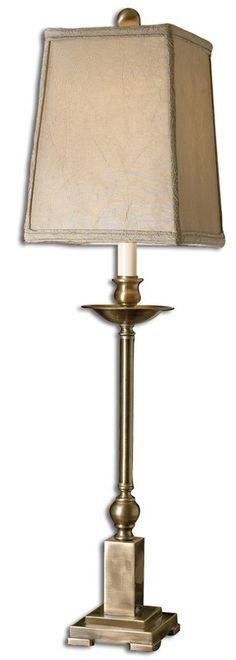 Uttermost 29427-1 Lowell Buffet Lamps