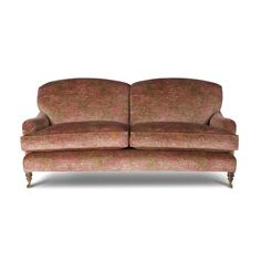 Howard 2.5 Seater Sofa in Balthazar - Venetian Red