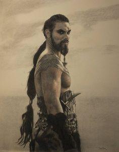 Khal Drogo art