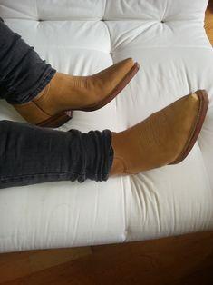 Cowboys and Cowboy Boots Custom Cowboy Boots, Cowboy Shoes, Cowboy Outfits, Western Boots, Boots And Jeans Men, Mens Shoes Boots, Mens Boots Fashion, Shoe Boots, Chelsea Boots