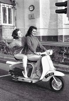 want to ride this lambretta series 3