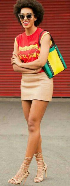 Colors / Solange Knowles