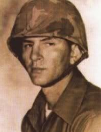 Sergeant Alfredo C. Gonzalez, US Marine Corps Medal of Honor recipient Battle of Hue, Thua Thien Province, Vietnam February 4, 1968. Namesake of USS Gonzalez (DDG-66).