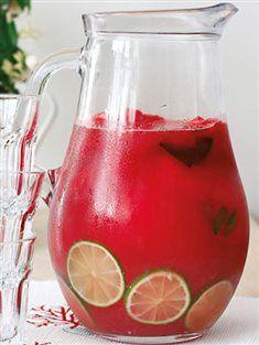 Karpuzlu limonata