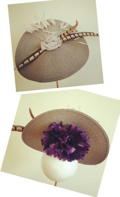 Inspiraciones de domingo by #oliviaycloe #invitadas #bodas  Síguenos en fb olivia My Style, Fascinators, Domingo, Weddings